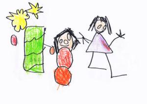 Postal Ganadora Infantil | Postal Ganadora Infantil